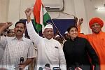 Anna Hazare Campaign against Corruption